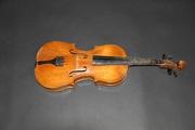 скрипка старинная  антиквариат