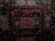 Тканый ковёр ручной работы