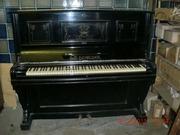 Антикварное пианино C.M. SCHRODER.