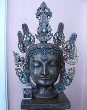 Бронза. Буддизм.Тара