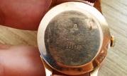 Часы Полет,  золото (чистый вес12-16 гр.),  583 проба